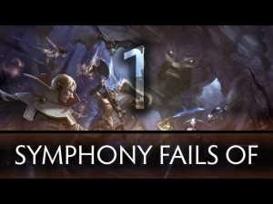 Dota 2 Symphony of Fails - Dota Cinema