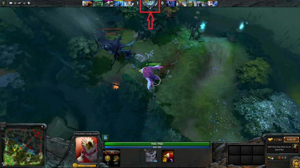 how to stack ancient creeps in dota 2