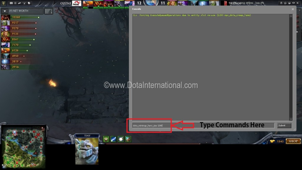 How to enable Dota 2 Console 2