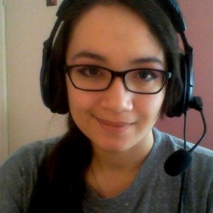 Danelie - female Dota 2 gamer