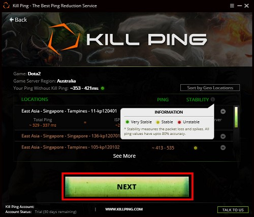 How to fix Packet Loss & High Ping in Dota 2 - 4