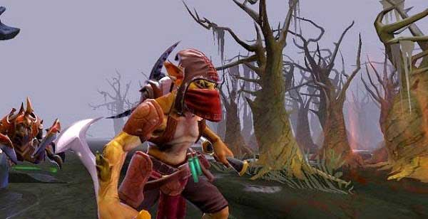 12. Counter Dota 2 Invisible Heroes