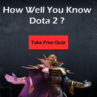 Dota 2 Quiz by Dota International
