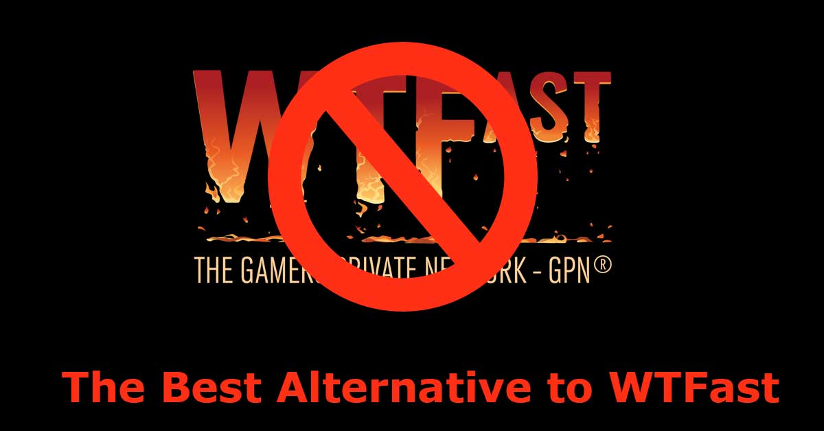 Best alternative to WTFast Featured Image