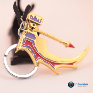 Antimage's Basher Blades Keychain