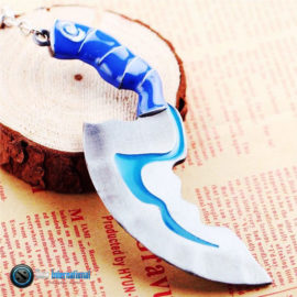 Blink Dagger Keychain