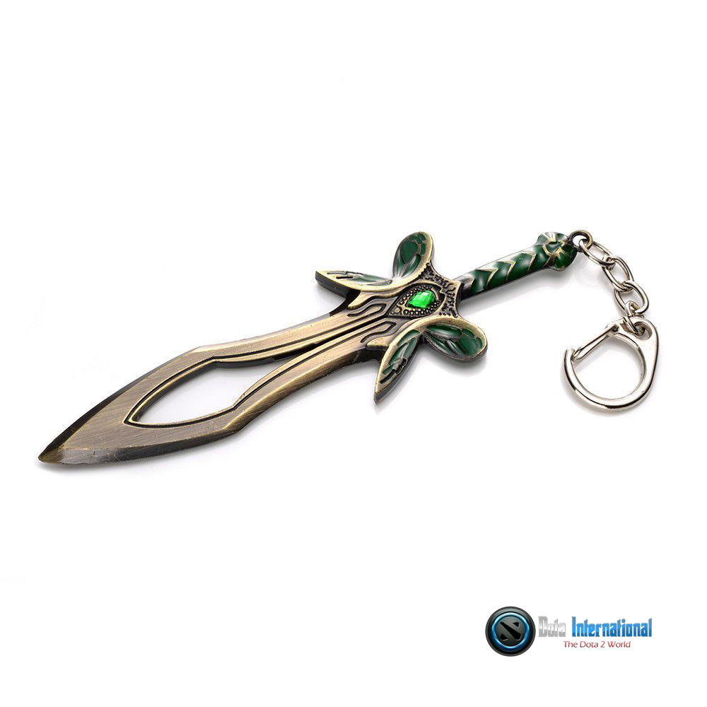 butterfly-keychain