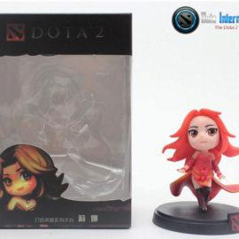 Lina Anime Action Figure – Dota 2