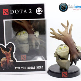 Tiny Anime Action Figure – Dota 2