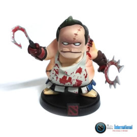 Pudge Anime Action Figure -Dota 2