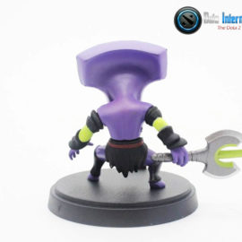 Faceless Void Anime Action Figure – Dota 2