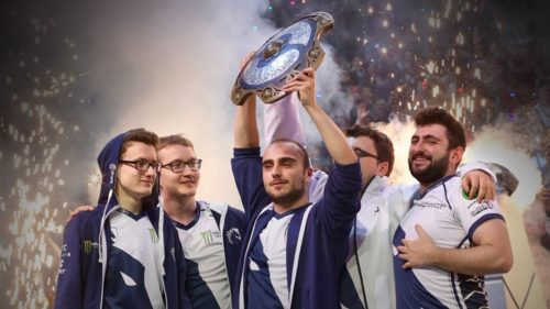 Dota 2 teams - Team Liquid