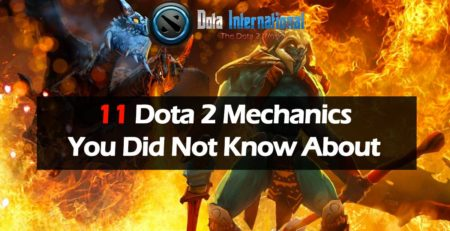 11 Dota 2 Mechanics You Did Not Know About