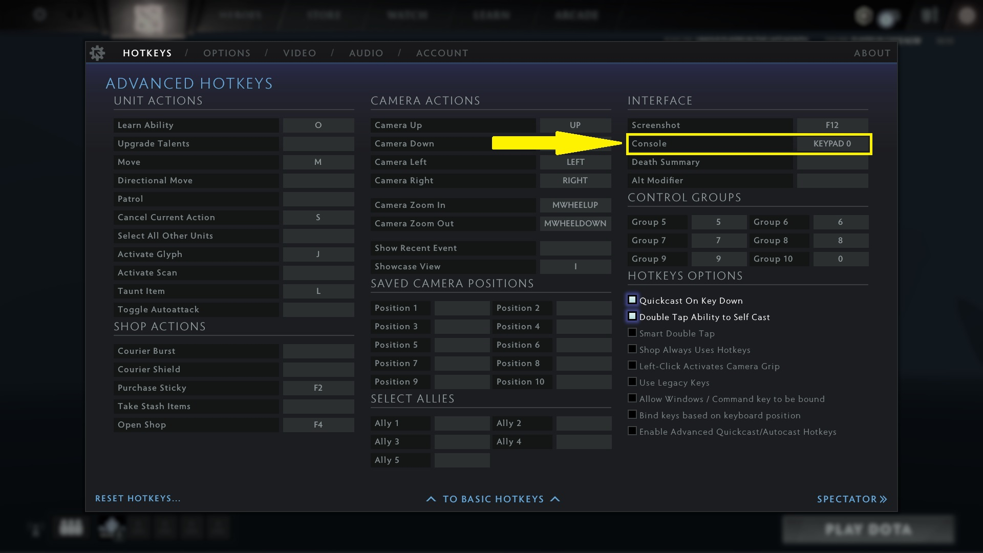 Fix Dota 2 Server Lag