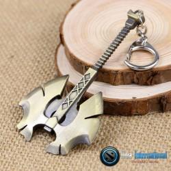 Battlefury Dota 2 Keychain