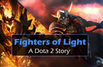 Fighters of Light – Dota 2 Story
