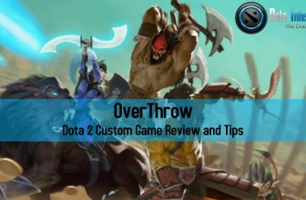 Overthrow – Dota 2 Custom Game Review and Tips