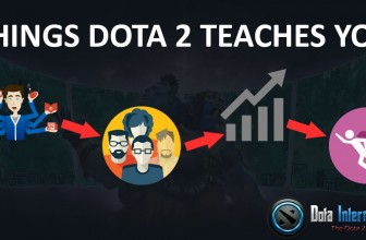 Great Things that You Learn from Dota 2