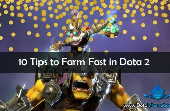 10 Useful Tips to Farm Fast in Dota 2