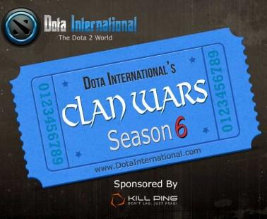 Dota International's Clan Wars – Season 6