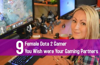 9 Female Dota 2 Gamer You Wish Were Your Gaming Partners